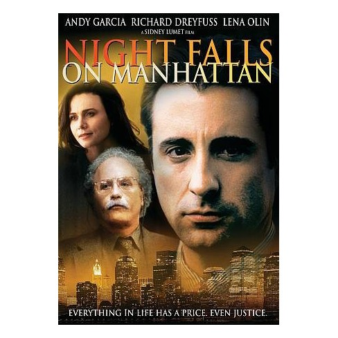 Night Falls On Manhattan (DVD) : Target