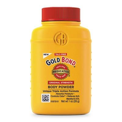 Gold Bond Medicated Powder - 1oz