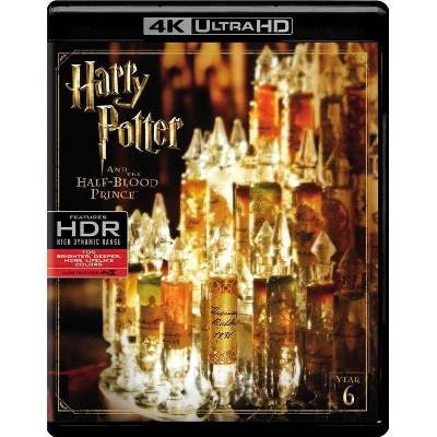 Harry Potter and the Half Blood Prince (4K/UHD)