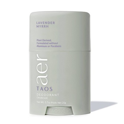 Taos AER Next Level Deodorant Lavender Myrrh - 0.7oz