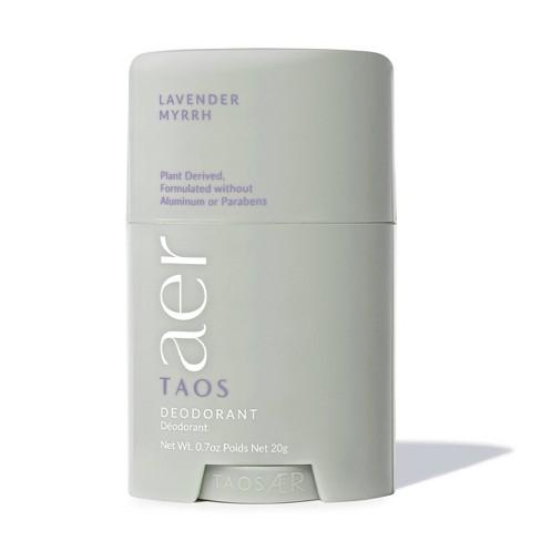 Taos AER Next Level Deodorant Lavender Myrrh - 0.7oz - image 1 of 4