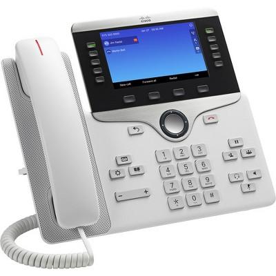 Cisco 8841 IP Phone - Wall Mountable - VoIP - Caller ID