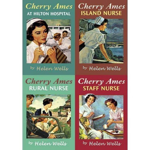Cherry Ames Set, Books 13-16 - (Cherry Ames Nurse Stories) by  Helen Wells (Hardcover) - image 1 of 1