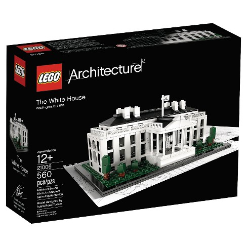 LEGO® Architecture The White House 21006 - image 1 of 3
