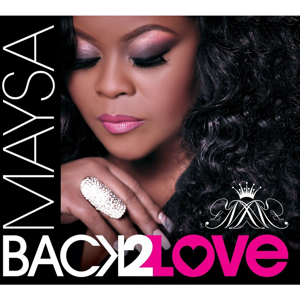 Maysa - Back To Love (CD)