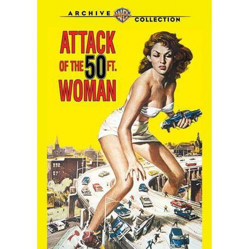 Attack Of The 50 Foot Woman (DVD) - image 1 of 1