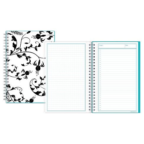 "Fashion Notebook (5.5""x8.5"") - Blue Sky - image 1 of 6"