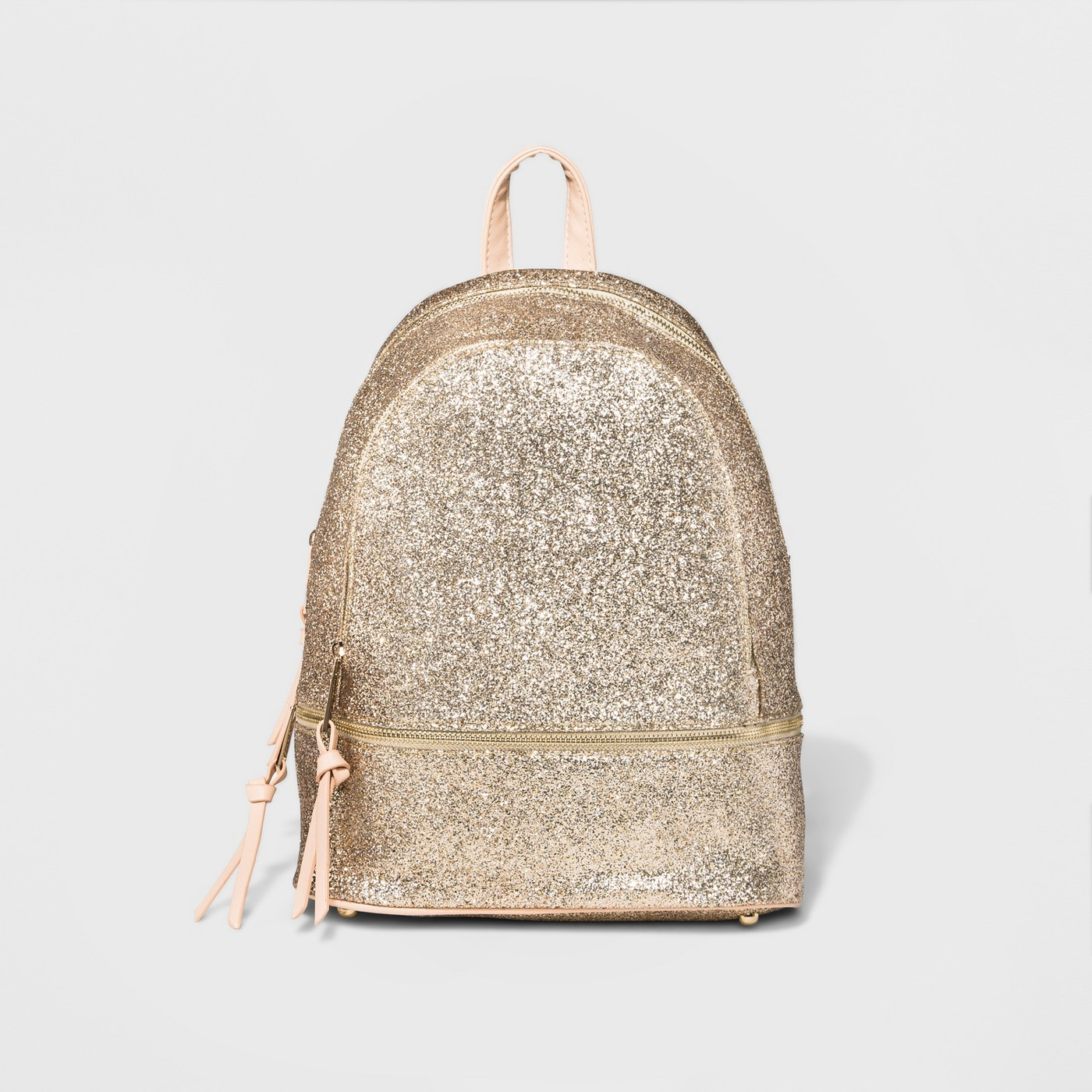 Under One Sky Glitter Mini Backpack - image 1 of 4