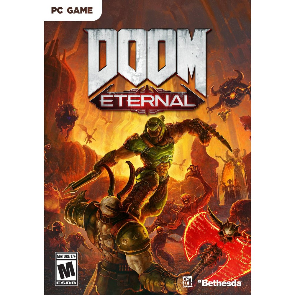 Doom: Eternal - PC Game, video games
