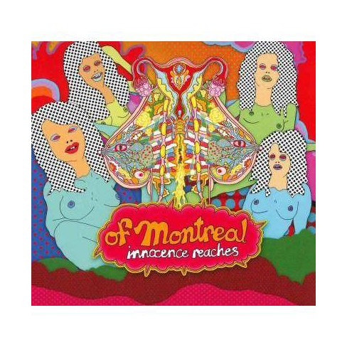 Of Montreal - Innocence Reaches (CD) - image 1 of 1