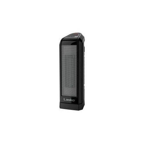 Lasko Tower Indoor Heater w/ Electric Control Gray 1500W CT16558/CT16511 - image 1 of 4