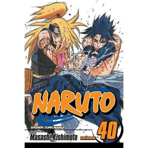 Naruto, Vol. 40 - by  Masashi Kishimoto (Paperback) - image 1 of 1