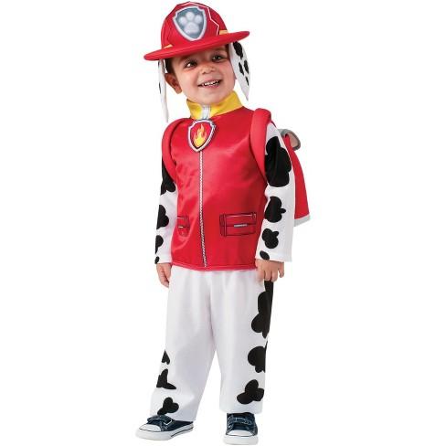 Rubie's Paw Patrol Toddler Kids' Marshall Costume 2T-4T - image 1 of 1