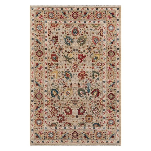 Lenox Hastings Floral Loomed Accent Rug - Momeni - image 1 of 4