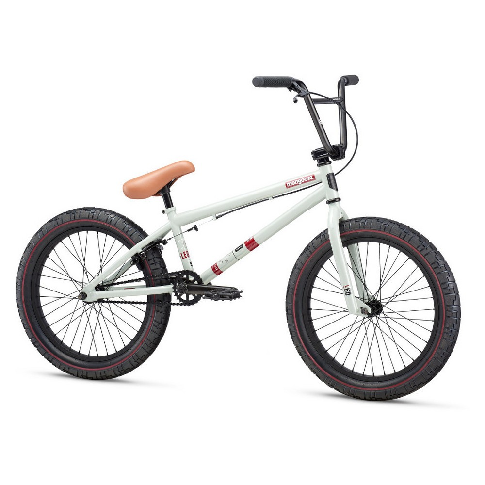 Mongoose Legion L60 20 Freestyle Bike - White