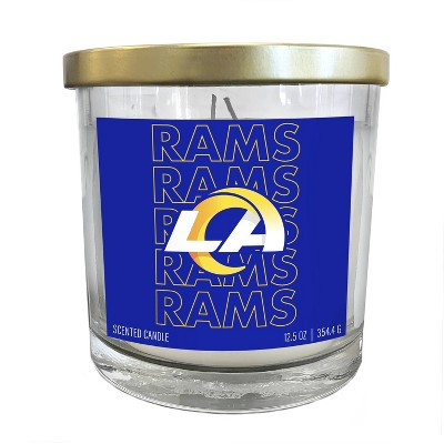 NFL Los Angeles Rams Echo Team Candle