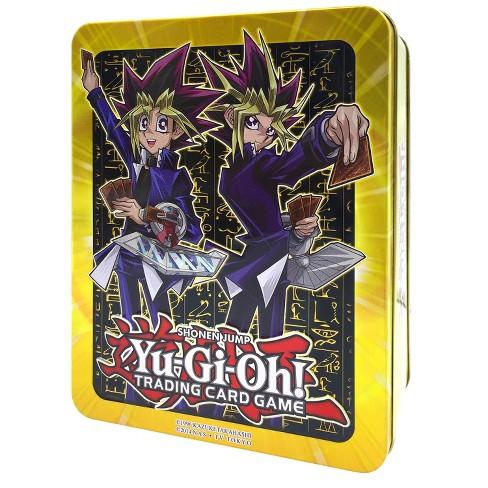 yu gi oh yugi muto yami yugi trading cards mega tin target