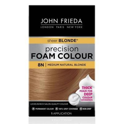John Frieda Precision Foam Colour