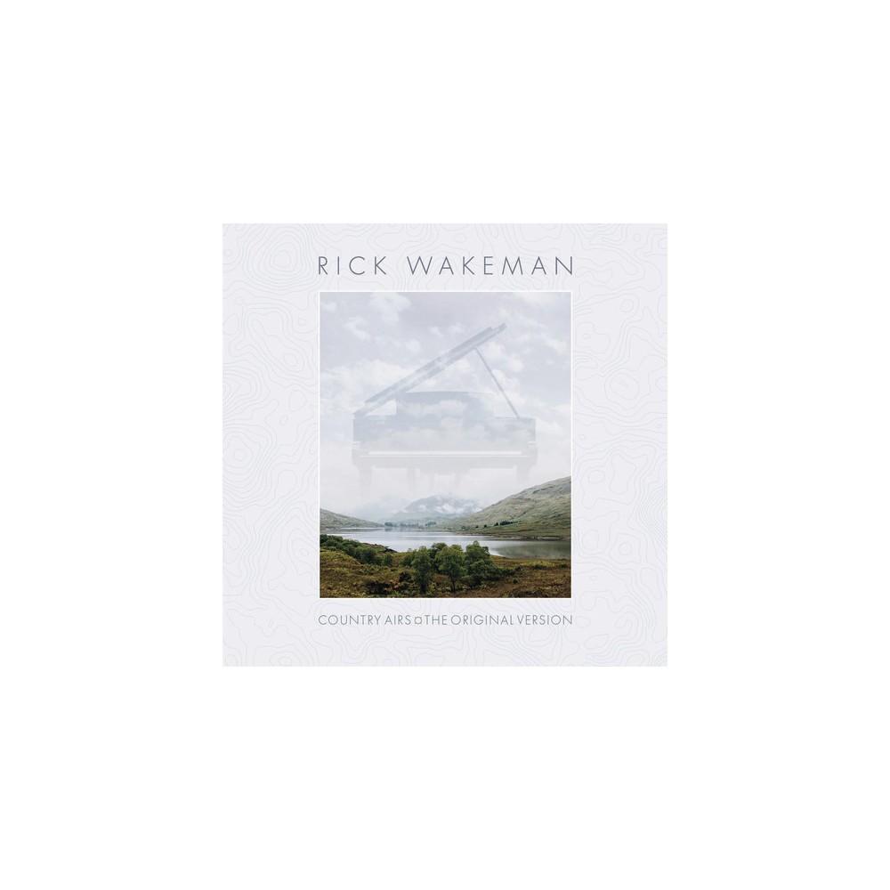Rick Wakeman - Country Airs (CD)
