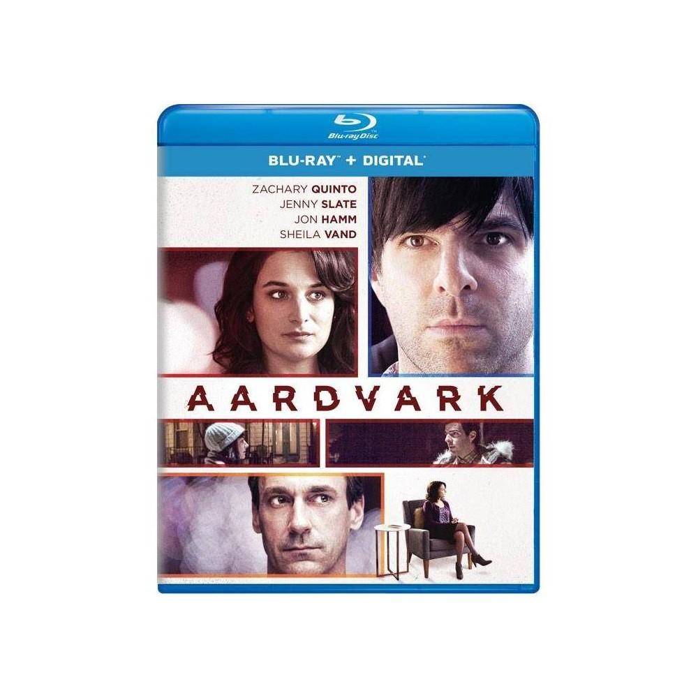 Aardvark Blu Ray