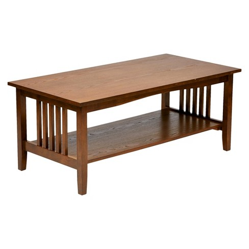 Sierra Coffee Table Ash - OSP Home Furnishings - image 1 of 3