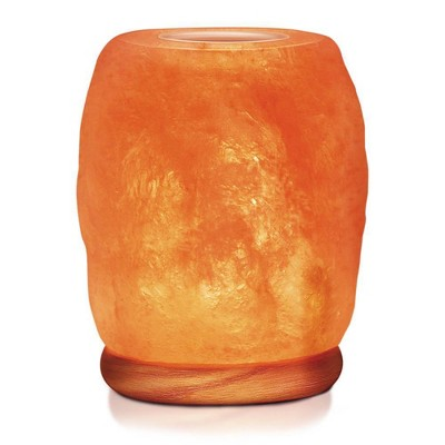 Aromatherapy Diffuser Salt Table Lamp - Himalayan Glow