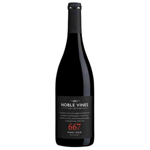 Noble Vines Pinot Noir Red Wine - 750ml Bottle - image 1 of 1