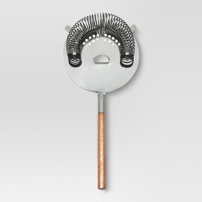 Cocktail Strainer Stainless Steel and Copper - Threshold™