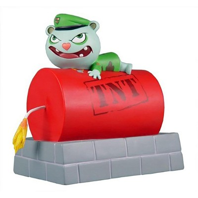 Stevenson Entertainment Happy Tree Friends 9 Inch Flippy PVC Coin Bank