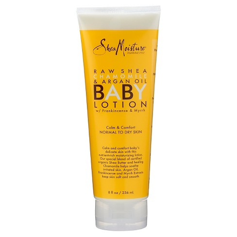 SheaMoisture Raw Shea Chamomile & Argan Oil Baby Lotion - 8 oz - image 1 of 1