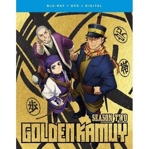 Golden Kamuy: Season Two (Blu-ray) - image 1 of 1
