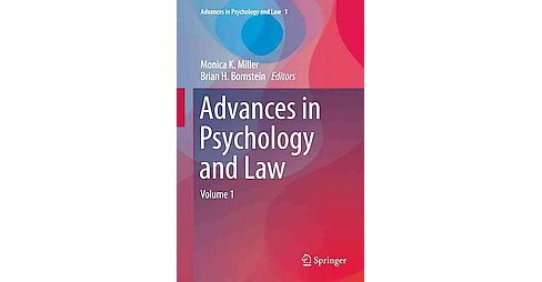 Advances in Psychology and Law (Vol 1) (Hardcover) - image 1 of 1
