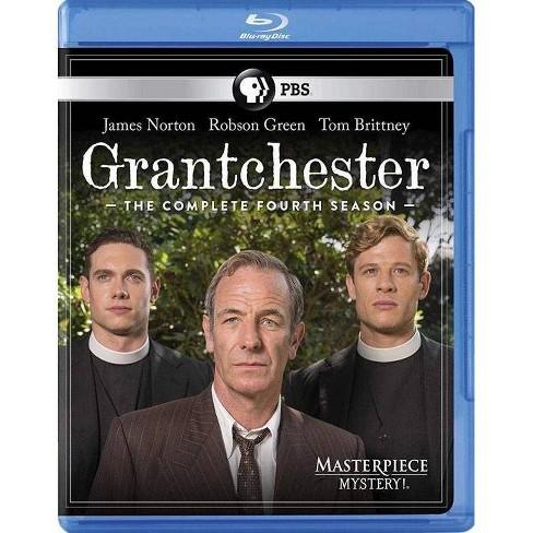 Masterpiece Mystery: Grantchester Season 4 (Blu-ray) - image 1 of 1