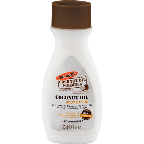 Palmer's Coconut Oil Formula Coconut Oil Body Lotion - 1.7 fl oz - image 1 of 4