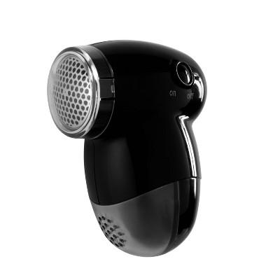 GForce Compact Travel Lint Shaver Black