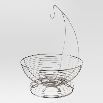 Modern About This Item Target Steel Wire Fruit Basket Threshold Target