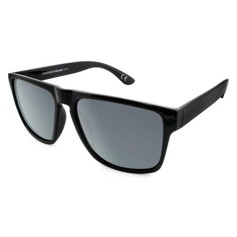 872011449e0d Men's Square/Rectangle Sunglasses - Black : Target