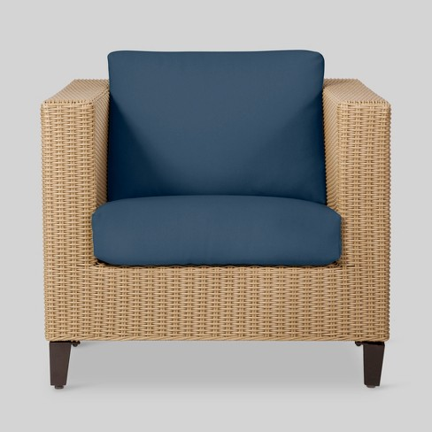 Fullerton Wicker Patio Club Chair Project 62 Target