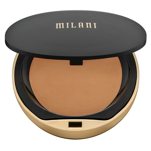 Milani Conceal + Perfect Shine-Proof Powder 08 Medium Deep .42oz - image 1 of 2