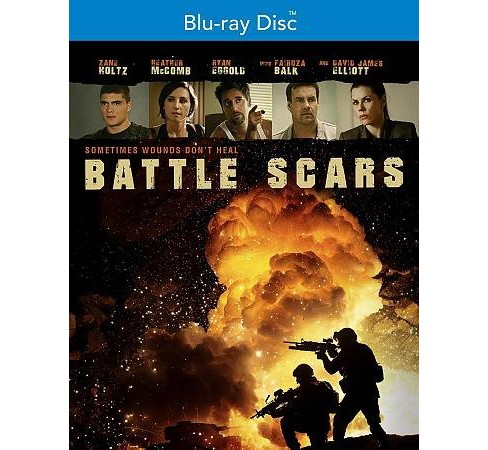 Battle Scars (Blu-ray) - image 1 of 1