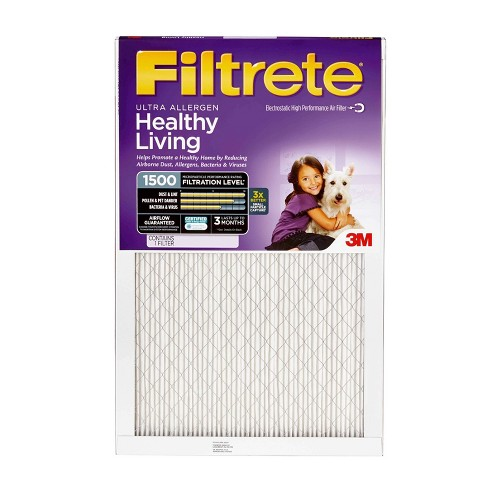 Filtrete™ Ultra Allergen, 2pk 14X24, Air Filter - image 1 of 3