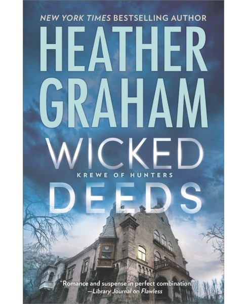 Wicked Deeds (Hardcover) (Heather Graham) - image 1 of 1