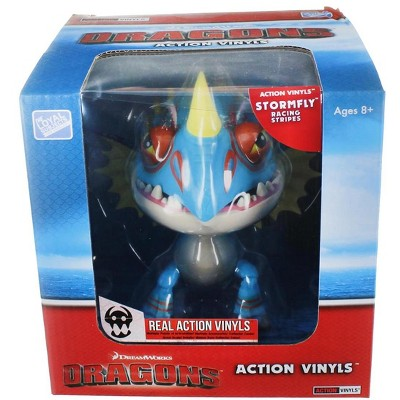 """The Loyal Subjects How To Train Your Dragon 6""""-7"""" Action Vinyl: Stormfly (Racing Stripes)"""
