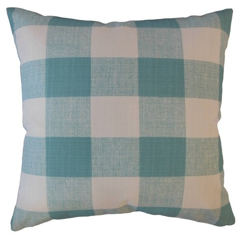 Plaid Square Throw Pillow - Pillow Collection - image 1 of 2