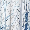 Forest Shower Curtain - iDESIGN - image 3 of 4