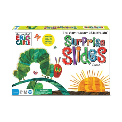 Wonder Forge The World of Eric Carle - The Very Hungry Caterpillar Surprise Slides Game - image 1 of 2