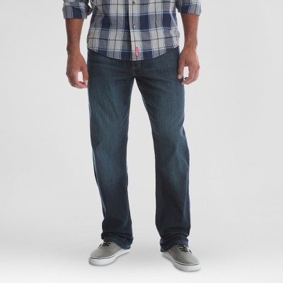 Wrangler Men's Relaxed Fit Straight Jeans