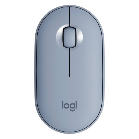 Logitech Pebble Wireless Mouse M350 - Blue Gray - image 1 of 4