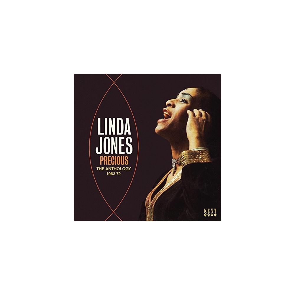 Linda Jones - Precious:Anthology (CD)