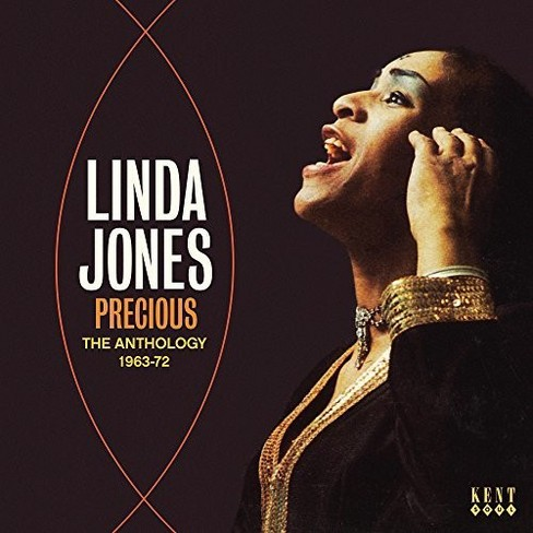 Linda Jones - Precious:Anthology (CD) - image 1 of 1